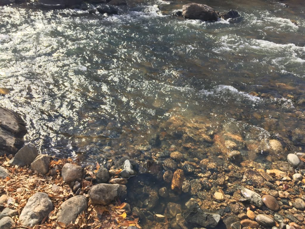 Clear Creek Colorado - My first gold panning trip! - Snuffer
